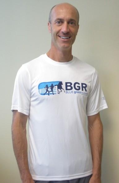 BGR Men's T-shirt